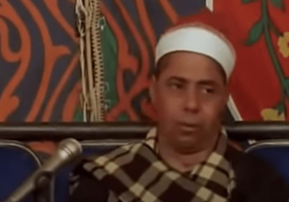 الشيخ إبراهيم فضل