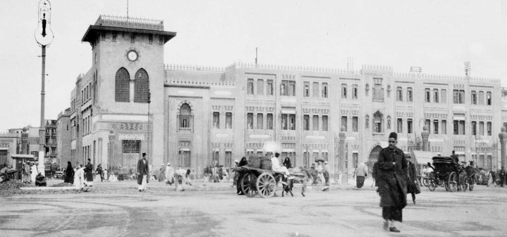 القاهرة سنة 1917
