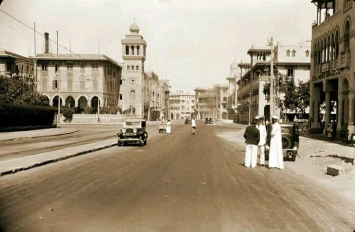 مصر الجديدة - أول شارع اللقاني
