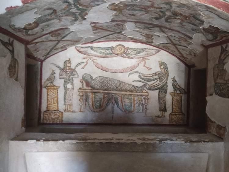 مقبرة تيجران