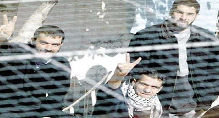 إضراب الأسرى الفلسطينيين