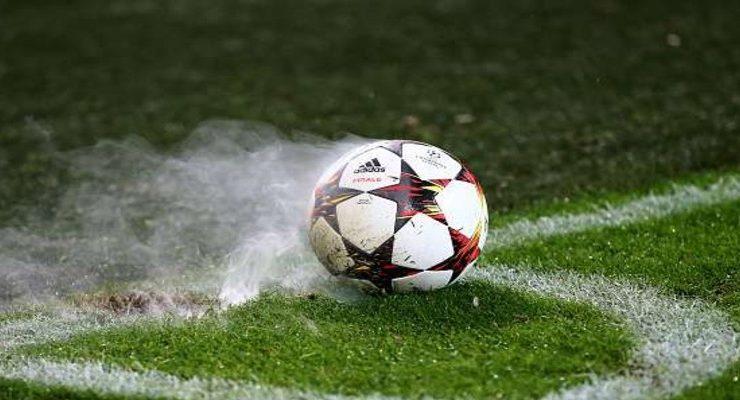 مباراة كرة القدم