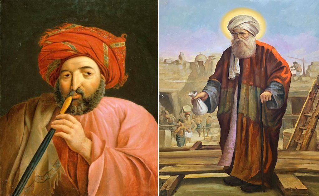 إبراهيم الجوهري - جرجس الجوهري