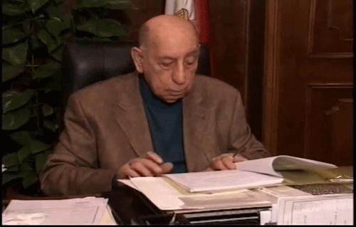 حسن عباس زكي وزير اقتصاد عبد الناصر