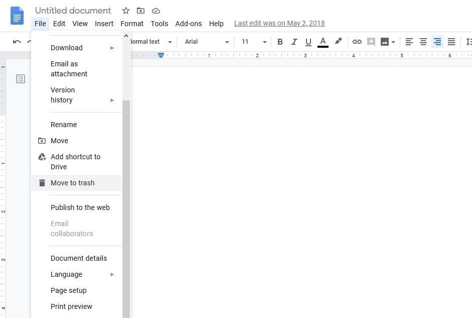 دليل استخدام Google Docs ... رحلة في المهام الأساسية لتطبيق معالجة النصوص الشهير