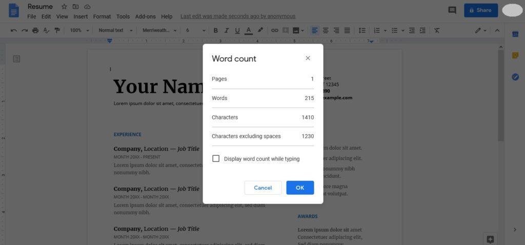 دليل استخدام Google Dos ... رحلة في المهام الأساسية لتطبيق معالجة النصوص الشهير